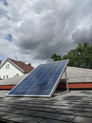 Rivendell Mounted Solar